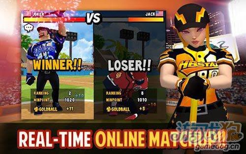 体育游戏:棒球英豪 2 来一次气势如虹的全垒打吧2