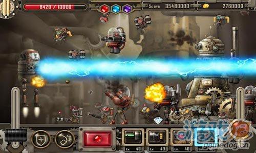朋克风射击游戏:机器人星球之战 带给你不同感觉3