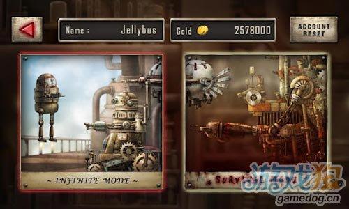 朋克风射击游戏:机器人星球之战 带给你不同感觉4