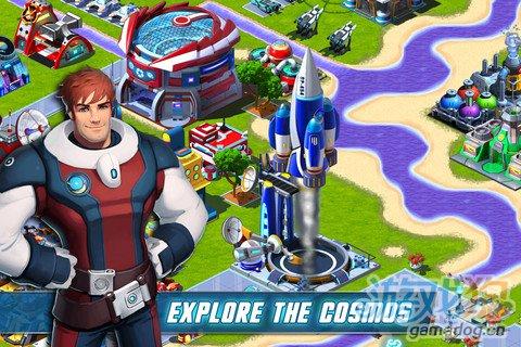模拟经营游戏:宇宙殖民地 经营你的太空殖民地吧4