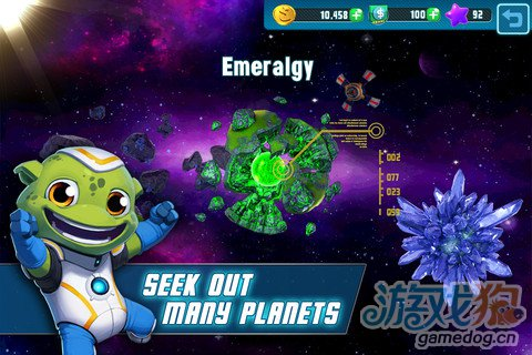 模拟经营游戏:宇宙殖民地 经营你的太空殖民地吧5