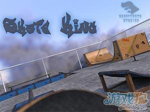 虚拟的滑板游戏 Skate King 正在紧张制作中1