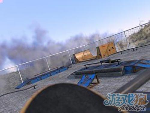 虚拟的滑板游戏 Skate King 正在紧张制作中3
