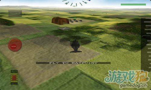 飞行模拟游戏:3D隐形战斗直升机 带给你真实感觉3