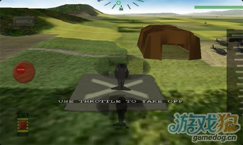飞行模拟游戏:3D隐形战斗直升机 带给你真实感觉2