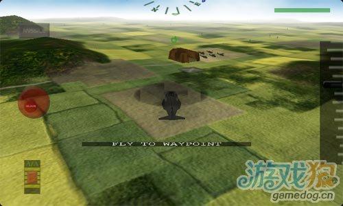 飞行模拟游戏:3D隐形战斗直升机 带给你真实感觉4