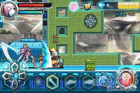 冒险游戏:特种部队 4 体验异星球痛快厮杀的快感4