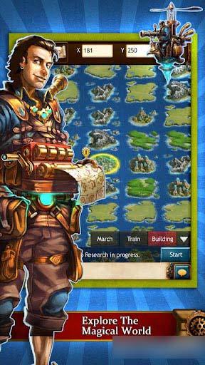 大型多人在线即时战略游戏:神秘王朝 Kabam图3