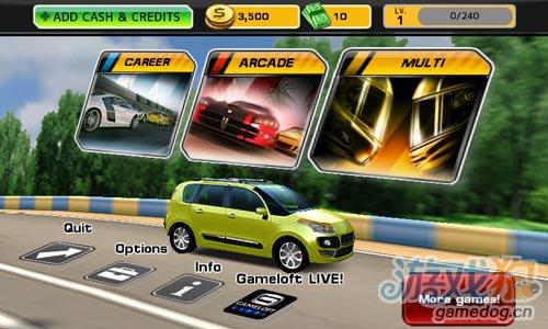 竞速游戏:GT赛车 赛车学院 更新评测2