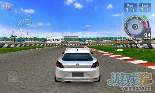 竞速游戏:GT赛车 赛车学院 更新评测5