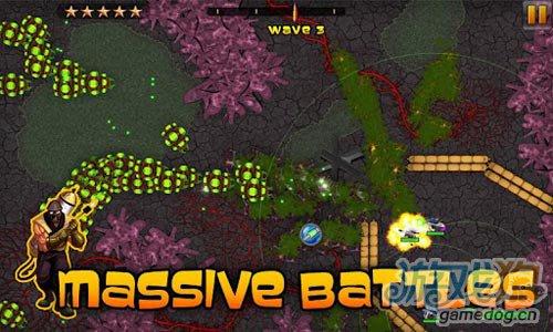 爆破部队2:动作战略爆破部队推出续作星际射击版1