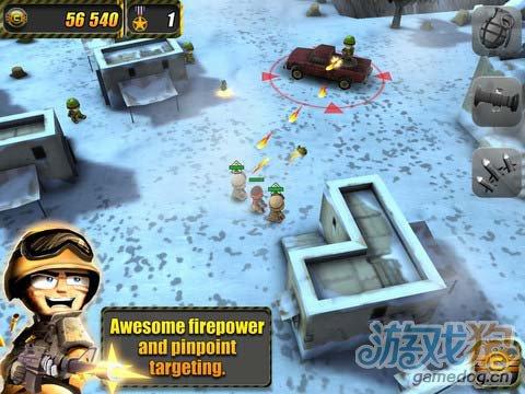 iOS策略射击游戏:小小部队 v1.2版更新5