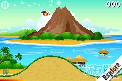 安卓有趣滑行跳跃小游戏:热甜甜圈 评测4