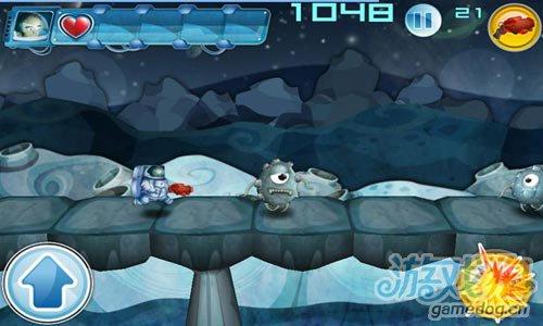横版动作游戏:火拼外星人 去征服被外星人的星球4