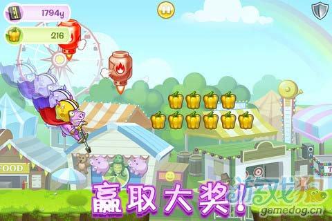 休闲跑酷游戏:小猪快跑 无聊时打发时间的必备品2