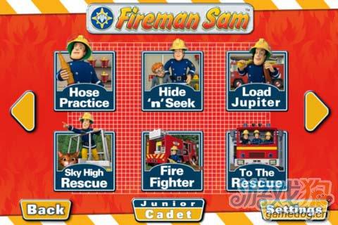 休闲游戏:消防员山姆:童子军学员 评测1
