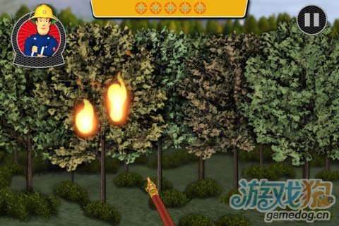 休闲游戏:消防员山姆:童子军学员 评测4
