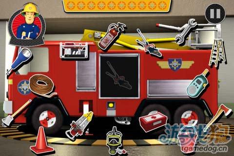 休闲游戏:消防员山姆:童子军学员 评测2