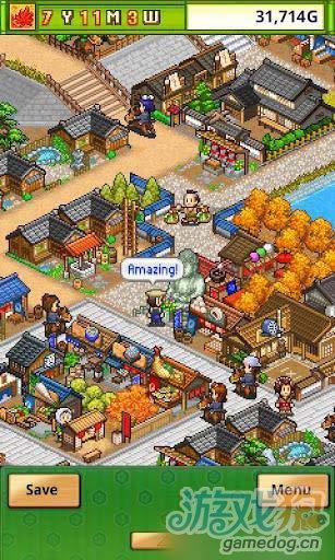 大江户:Kairosoft出品像素模拟经营游戏登录安卓3