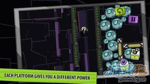 横版过关游戏:机器人DIR 来帮助可爱的DIR机器人3