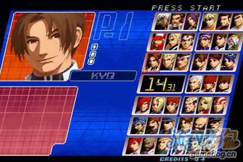 动作游戏:拳皇2012 带给你热血爽快感1