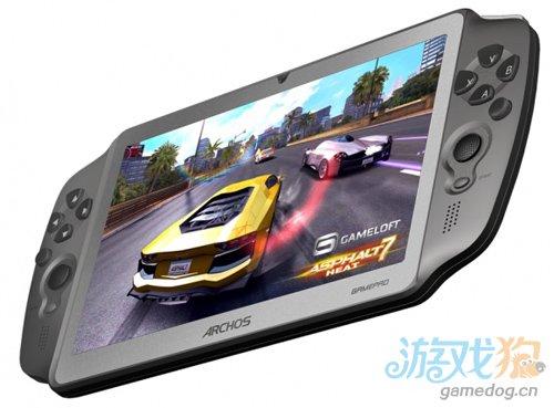爱可视推出游戏平板GamePad 可进行机械控制