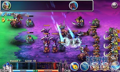 策略游戏:帝国VS兽人 感受战争凝重感2