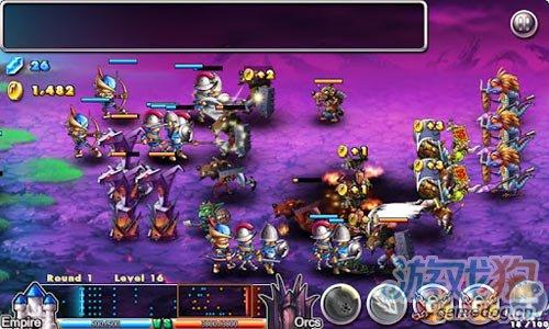 策略游戏:帝国VS兽人 感受战争凝重感3