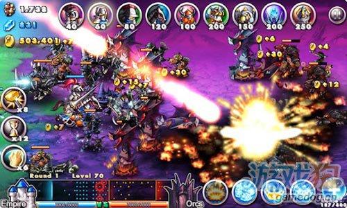 策略游戏:帝国VS兽人 感受战争凝重感5