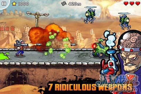 超酷射击游戏:一个史诗游戏 带给你流畅刺激体验2