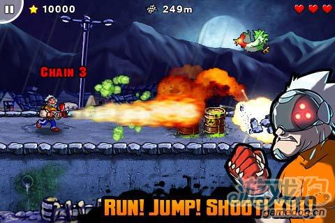 超酷射击游戏:一个史诗游戏 带给你流畅刺激体验1