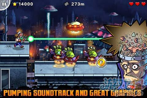 超酷射击游戏:一个史诗游戏 带给你流畅刺激体验5