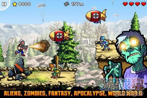 超酷射击游戏:一个史诗游戏 带给你流畅刺激体验4