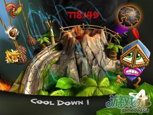 画面清新的3D休闲游戏Pin TikiBall即将上架2