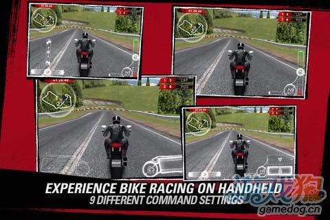 热血竞速游戏:杜卡迪赛车 享受速度与激情的碰撞3