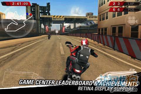 热血竞速游戏:杜卡迪赛车 享受速度与激情的碰撞4