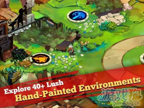 欧洲童话风格的ARPG游戏:堡垒 更新评测2