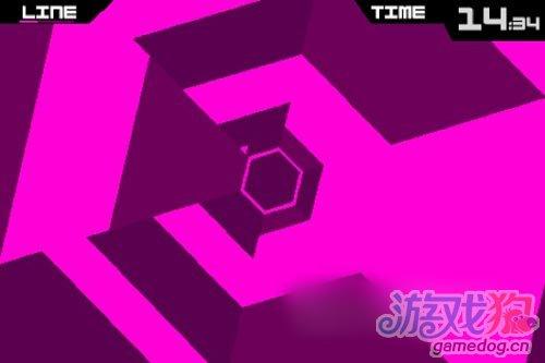 迷幻几何游戏 Super Hexagon 本周旋转袭来1