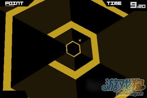 迷幻几何游戏 Super Hexagon 本周旋转袭来2