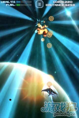 华丽飞行游戏:冲击星系 不断挑战你的操作极限吧1