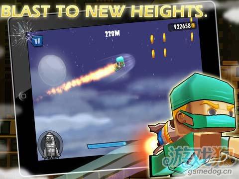 简单有趣动作游戏:迷你翱翔 更新评测1