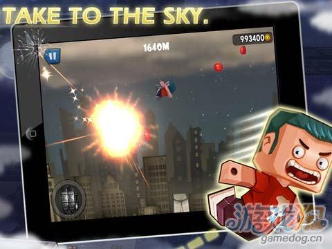 简单有趣动作游戏:迷你翱翔 更新评测4