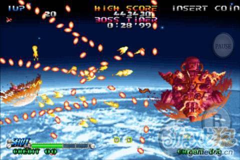 动作射击游戏:流星战机 给你曾经的感觉5