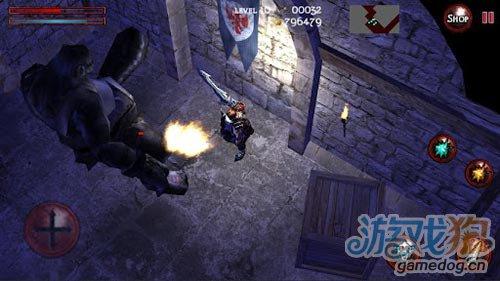 动作游戏:地牢战神 感受地牢中不断的探索和战斗3