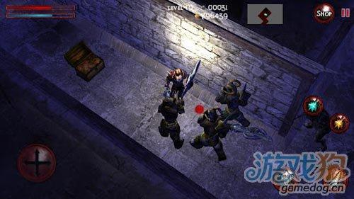 动作游戏:地牢战神 感受地牢中不断的探索和战斗5