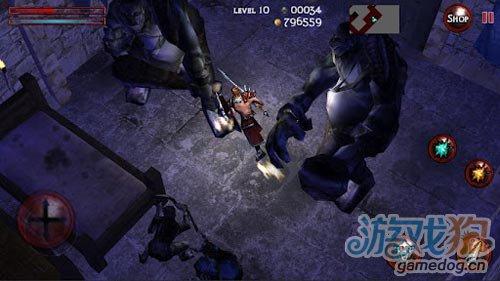 动作游戏:地牢战神 感受地牢中不断的探索和战斗4