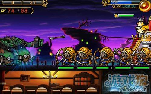 塔防游戏:女神守护者 快来守卫你的女神2
