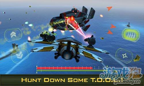 击游戏:弹壳地狱佳丽 开始你的空战3