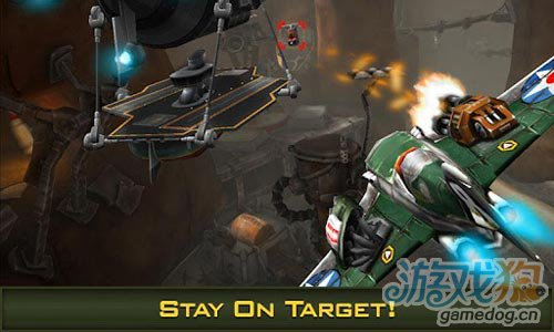 击游戏:弹壳地狱佳丽 开始你的空战4