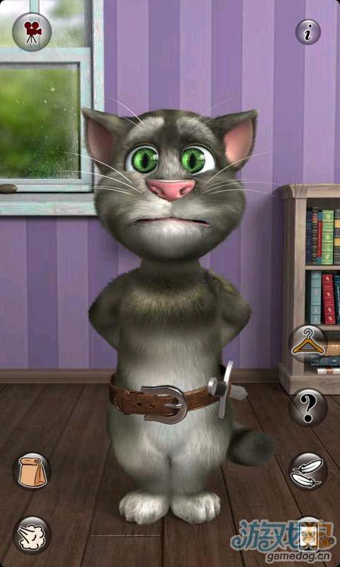 开启全新的冒险旅程:会说话的汤姆猫2图1